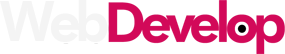 WebDevelop logo